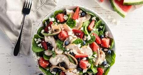 Fruity Avocado Salads