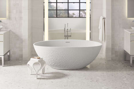 Mineral-Based Bathtubs