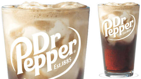 Soda-Infused QSR Floats