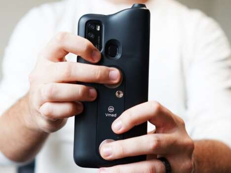 Health-Tracking Smartphone Cases