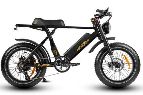 Budget-Friendly Electric Mopeds