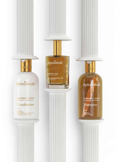 Antioxidant-Rich Haircare