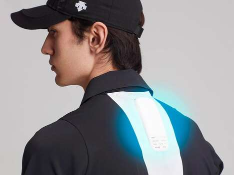 Wearable Air Conditioner Clothing