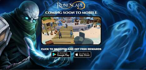 Nostalgic RPG Mobile Games