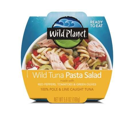 Ready-to-Eat Tuna Bowls