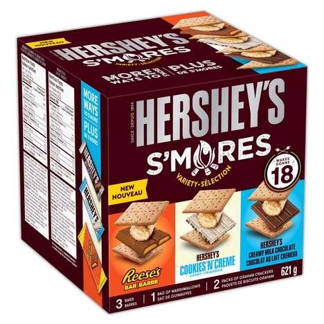 S'mores Variety Kits