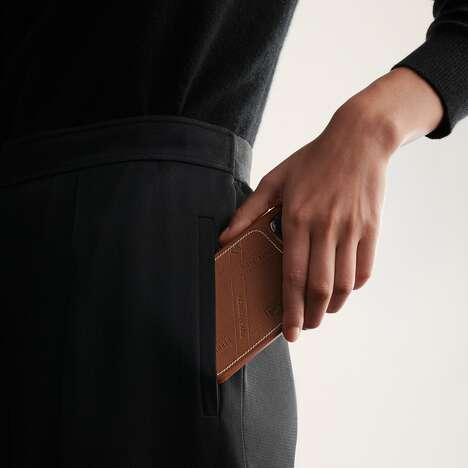 Luxurious Leather Phone Cases