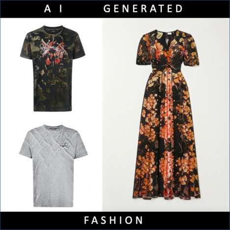 AI-Generated Fashion