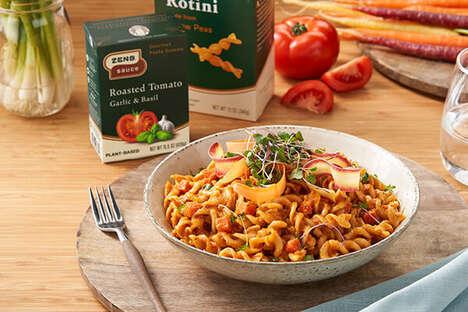 Waste-Reducing Pasta Sauces