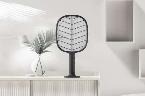 Decorative Electric Fly Swatters