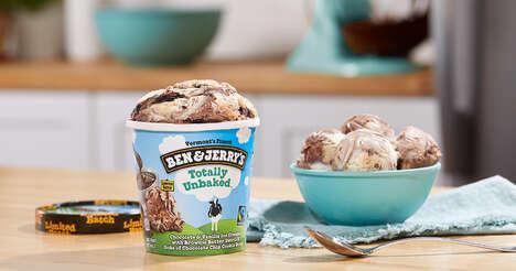 Unbaked Ice Cream Flavors