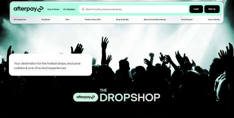 Exclusive Shopping Platforms