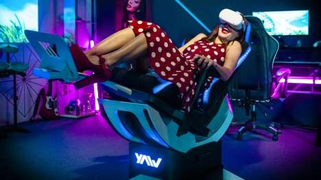 Immersive VR Gaming Chairs