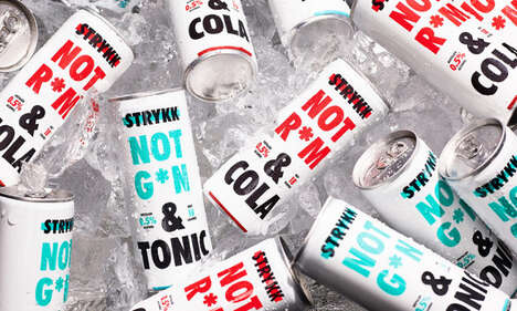Canned Alcohol Alternatives