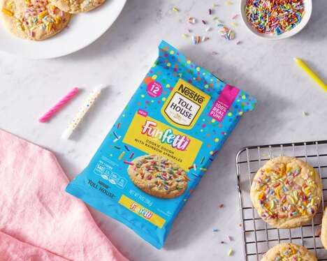 Chromatic Cookie Doughs