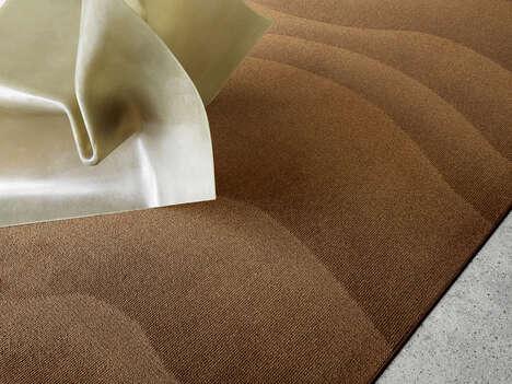 Ocean-Inspired Interior Rugs