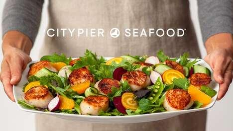 Dock-to-Door Seafood Delivery Services