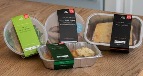 Consumer-Driven Readymade Meals