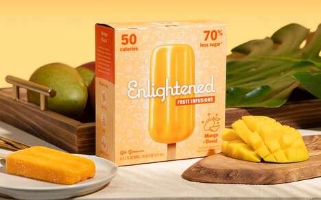 Mood-Boosting Mango Frozen Treats