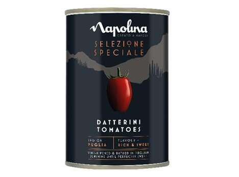 Premium Canned Tomato Products