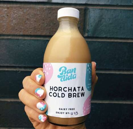 Horchata Cold Brew Coffees