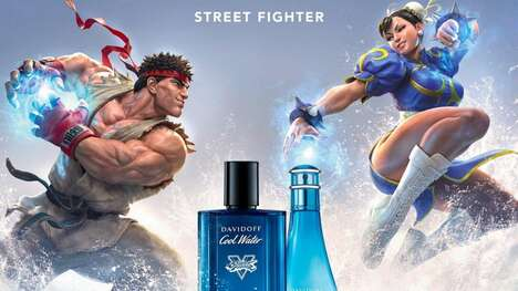 Exclusive Video Game-Based Fragrances