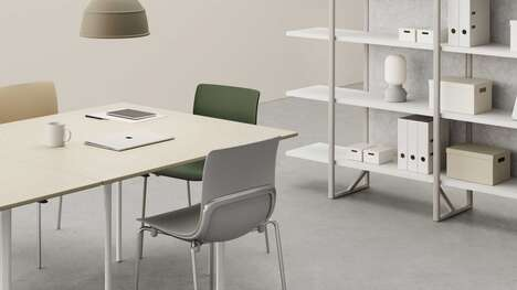 Adaptable Sustainable Office Furniture