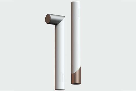 Ultra-Modern Swiveling Hammers