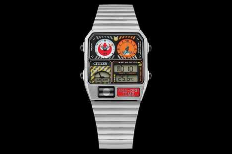 Sci-Fi-Themed Timepieces