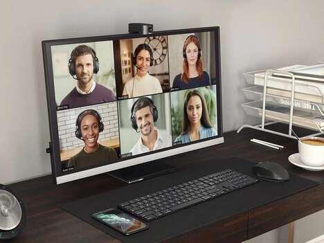 AI Video Conference Cameras