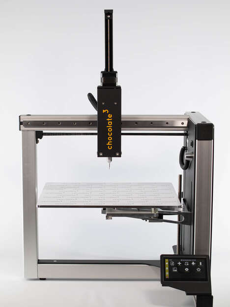 3D Chocolate Printers