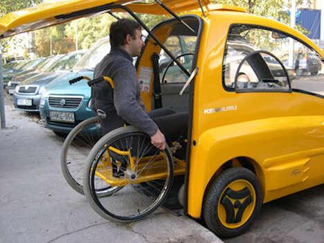 Wheelchair Accessible EVs