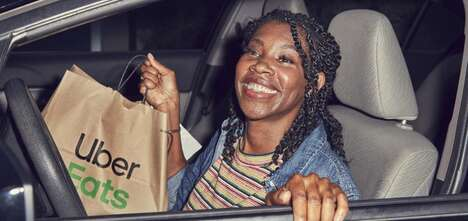 Grocery Pick-Up Rideshare Features
