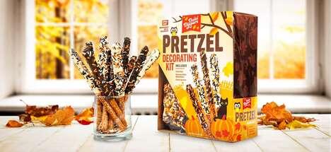Autumnal Pretzel Kits