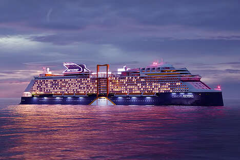 Opulently Appointed Cruise Ships