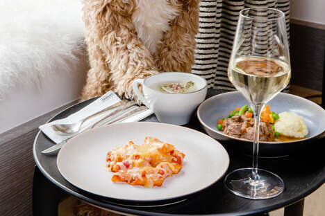 Dog-Friendly Room Service Menus