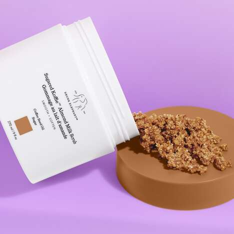 Coffee-Infused Body Scrubs
