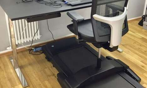 Desk Chair Treadmill Adaptors