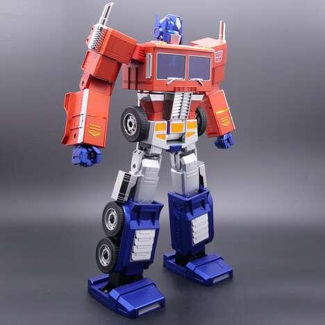 Transforming Robot Toys