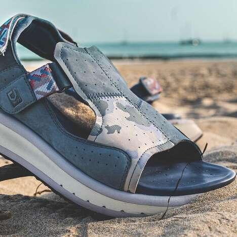 Dynamic Durable Sandals