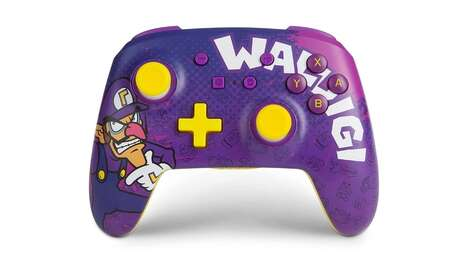 Character-Themed Game Controllers