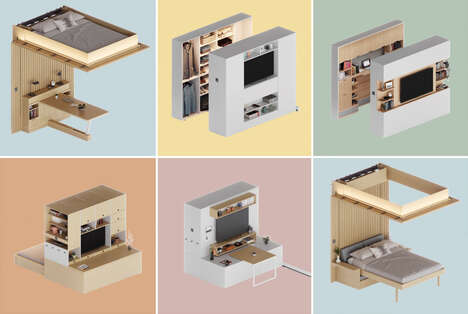 Transformative WFH Beds