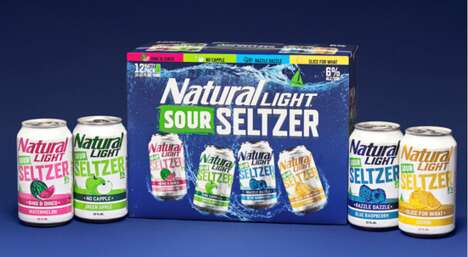 Limted-Edition Sour Seltzers