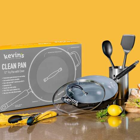 Clean Cookware Pans