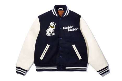 Premium Varsity-Themed Streetwear