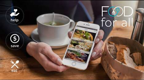 Heavily Discounted Food Apps