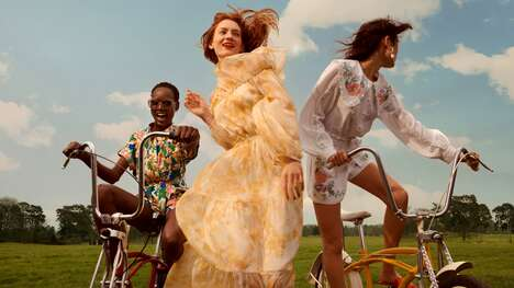 Liberating Fashion Campaigns