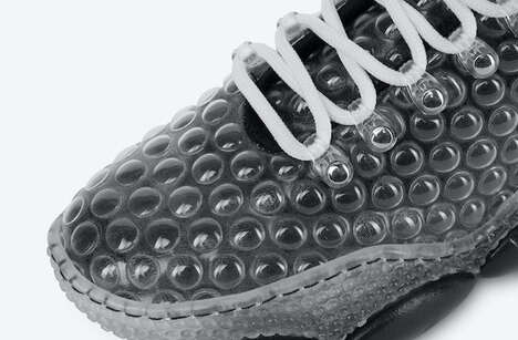 Bubble Wrap Sneakers
