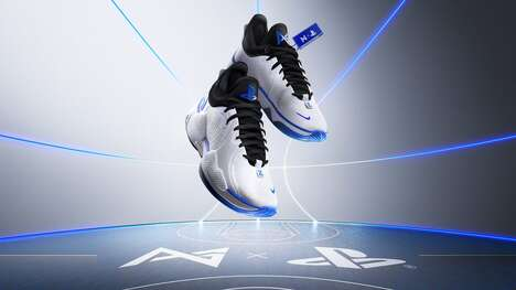 Gaming Console-Themed Sneakers
