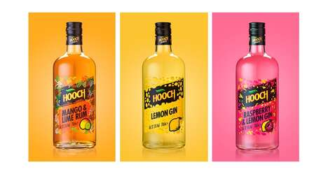 Carefree Fruit-Flavored Spirits